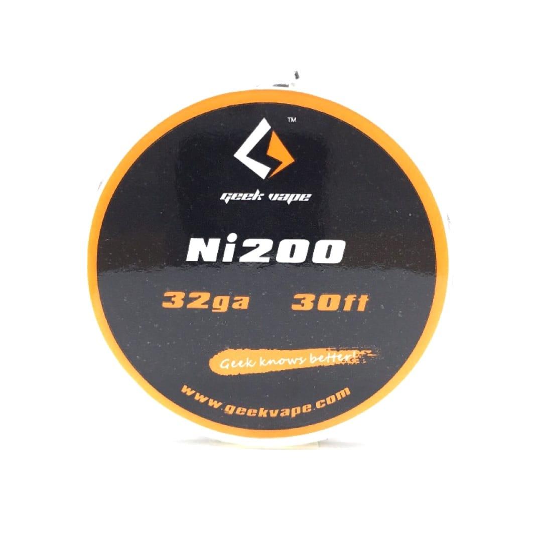 GeekVape Wickeldraht Ni200 26GA, 28GA oder 32GA 10 Meter