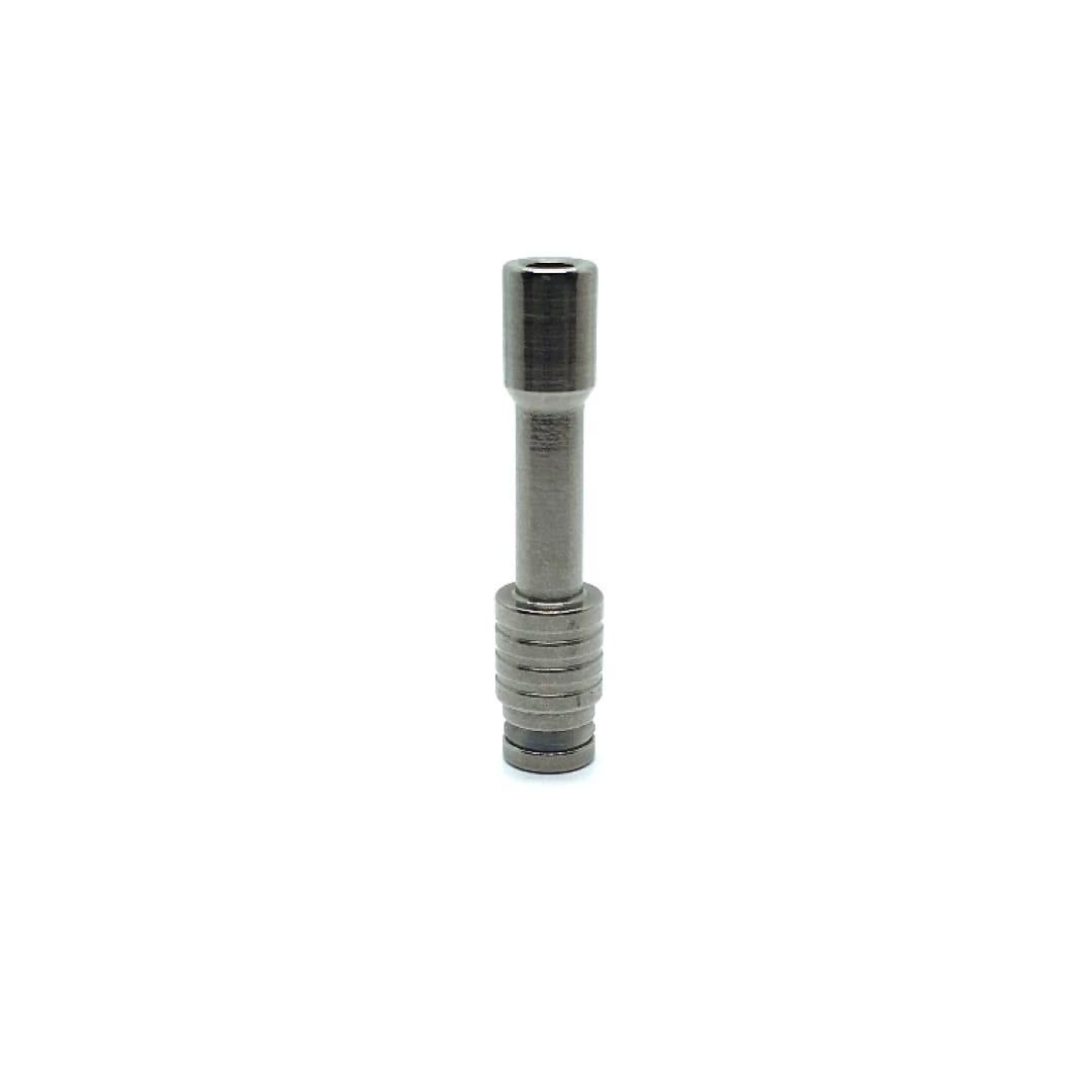 DripTip / Mundstück Edelstahl 45 mm