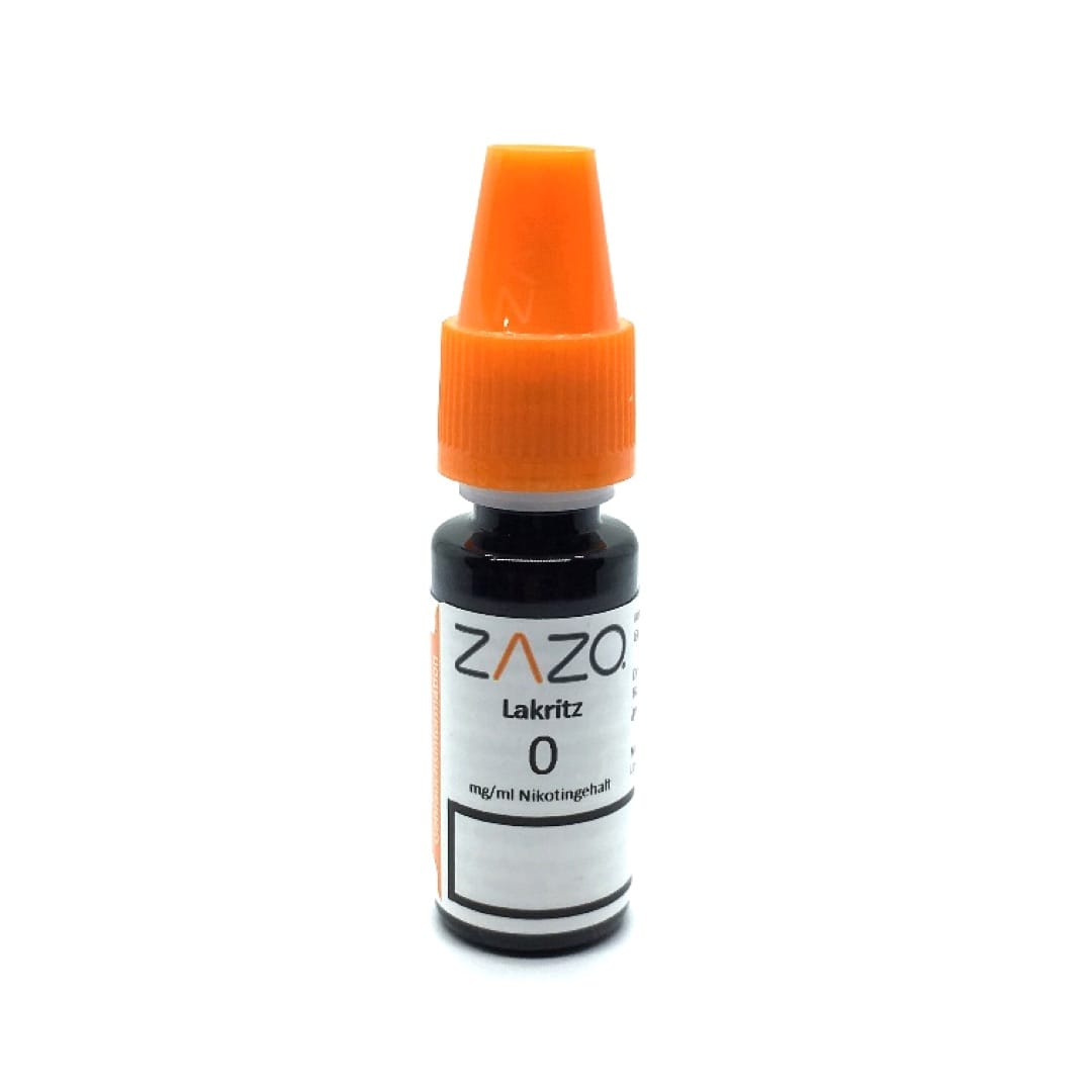 Zazo Lakritz e-Liquid 10 ml