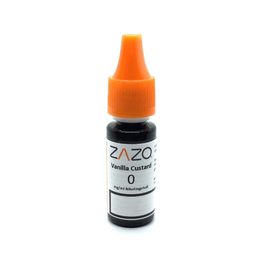 Zazo Vanille Custard e-Liquid 10 ml