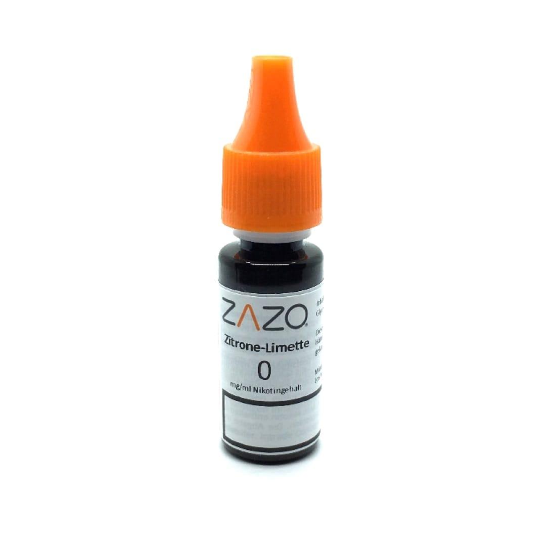 Zazo Zitrone-Limette e-Liquid 10 ml