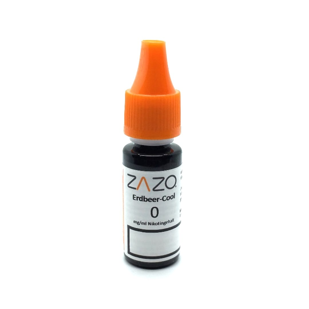 Zazo Erdbeere-Cool e-Liquid 10 ml