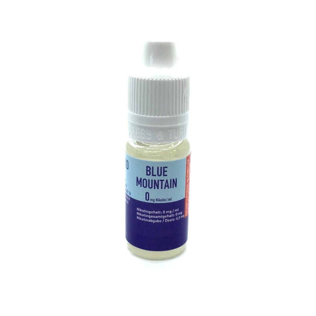 Liquid-NRW Erste Sahne Blue Mountain Liquid 10 ml