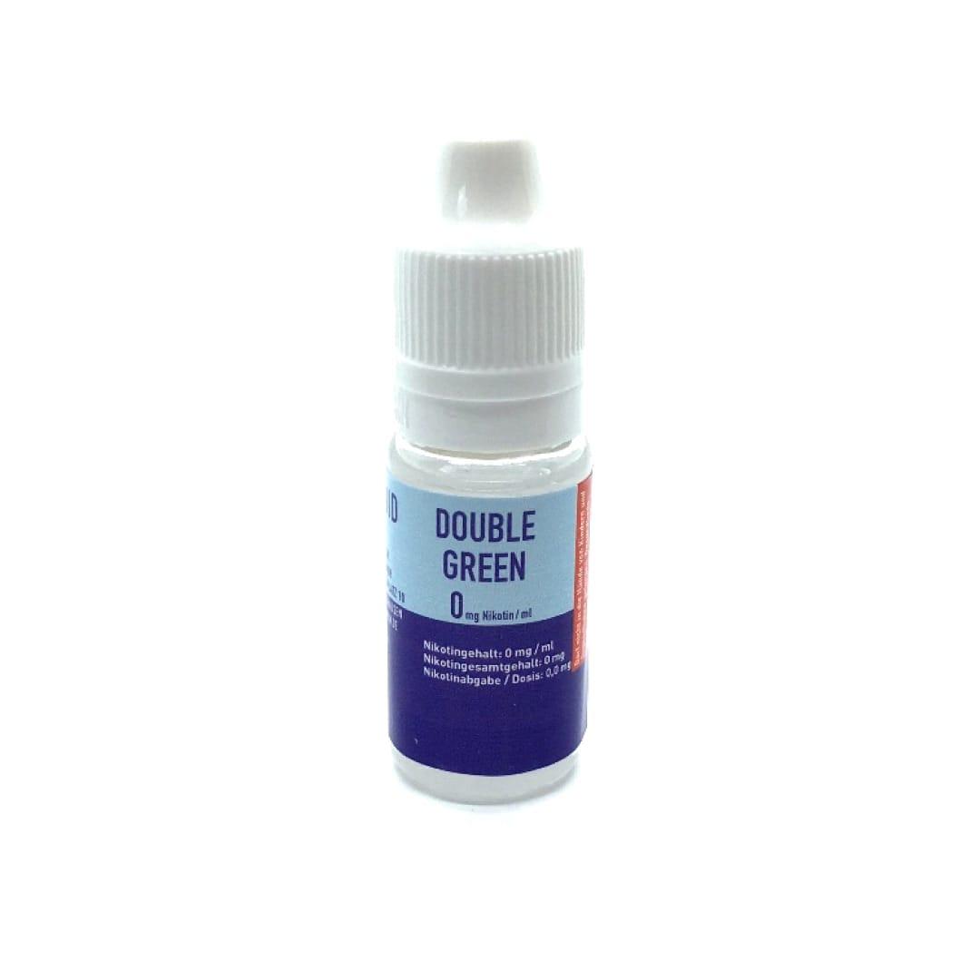 Liquid-NRW Erste Sahne Double Green Liquid 10 ml