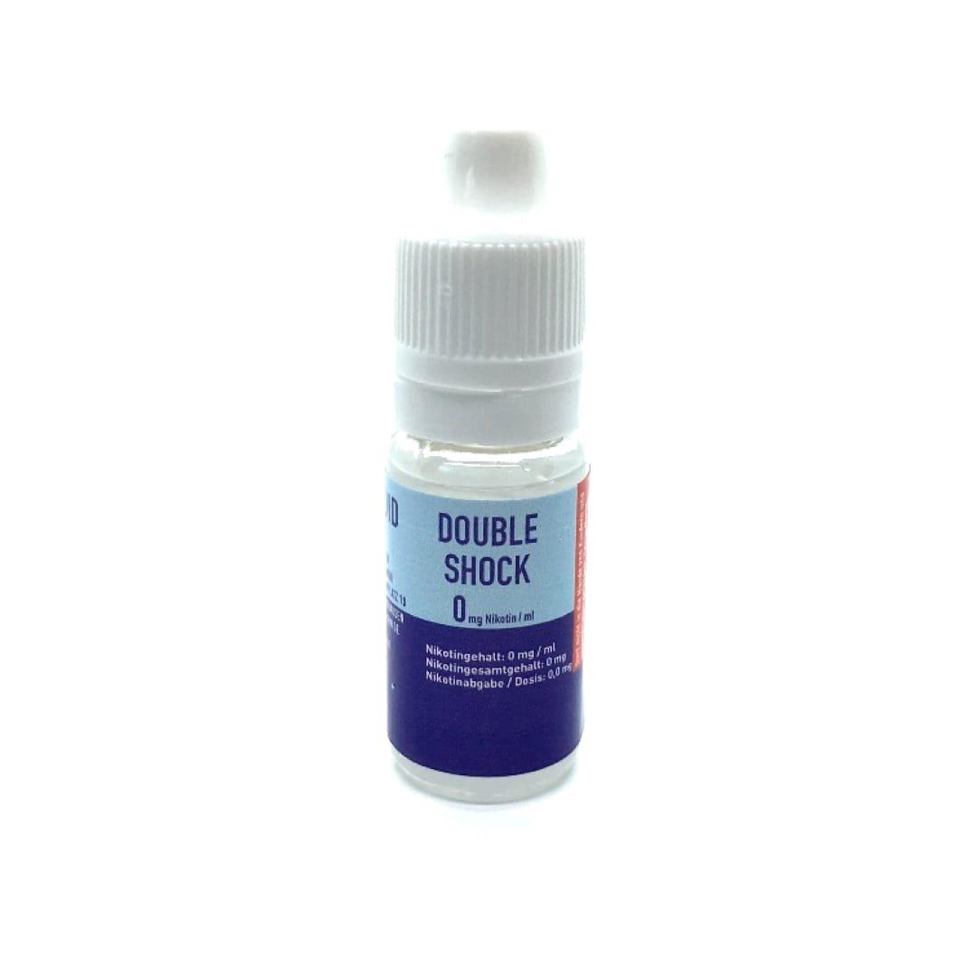Liquid-NRW Erste Sahne Double Shock Liquid 10 ml