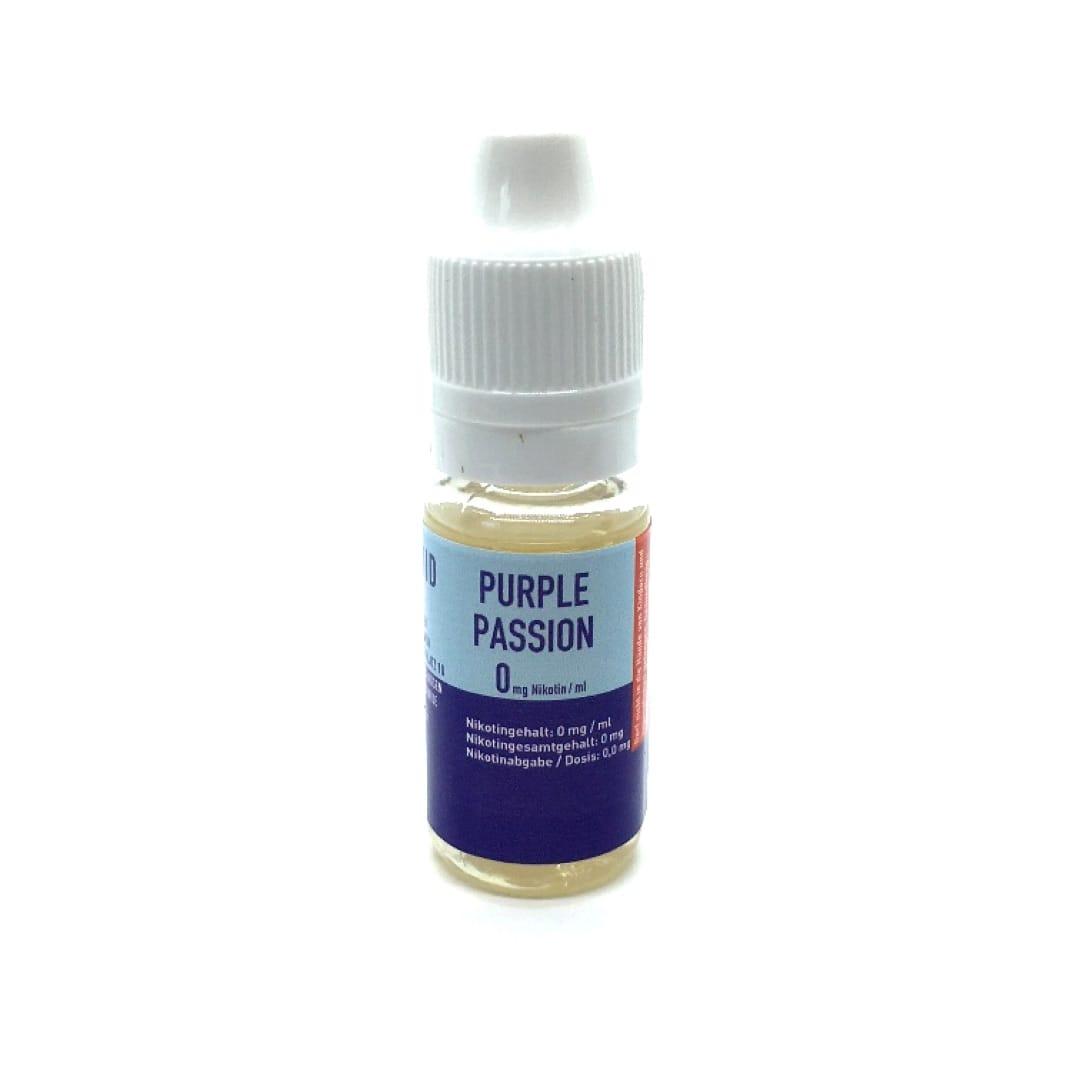 Liquid-NRW Erste Sahne Purple Passion Liquid 10 ml