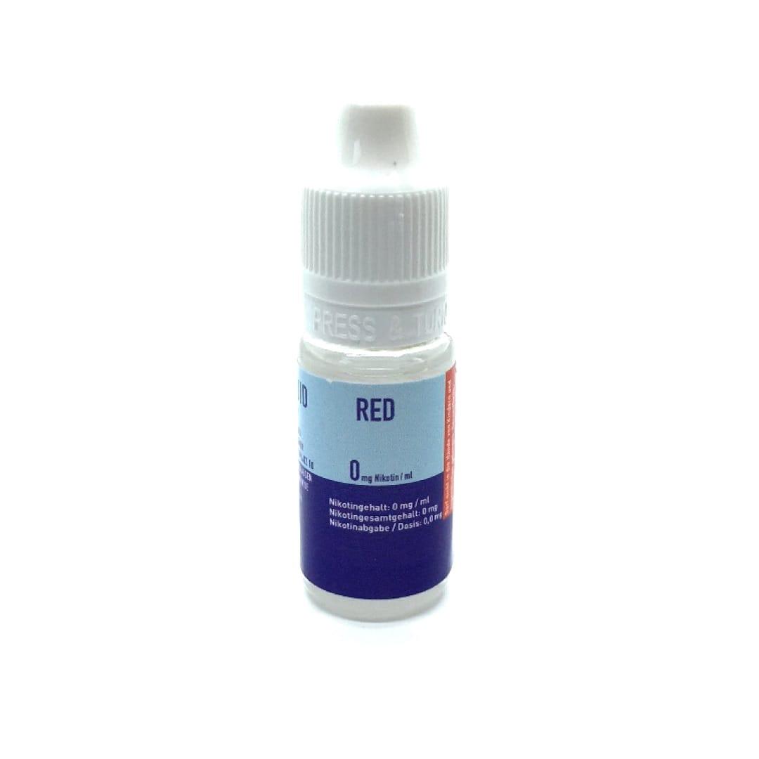 Liquid-NRW Erste Sahne Red Liquid 10 ml