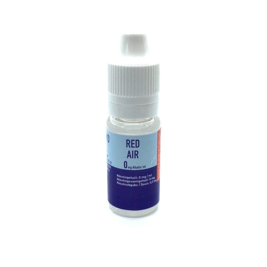 Liquid-NRW Erste Sahne Red Air Liquid 10 ml