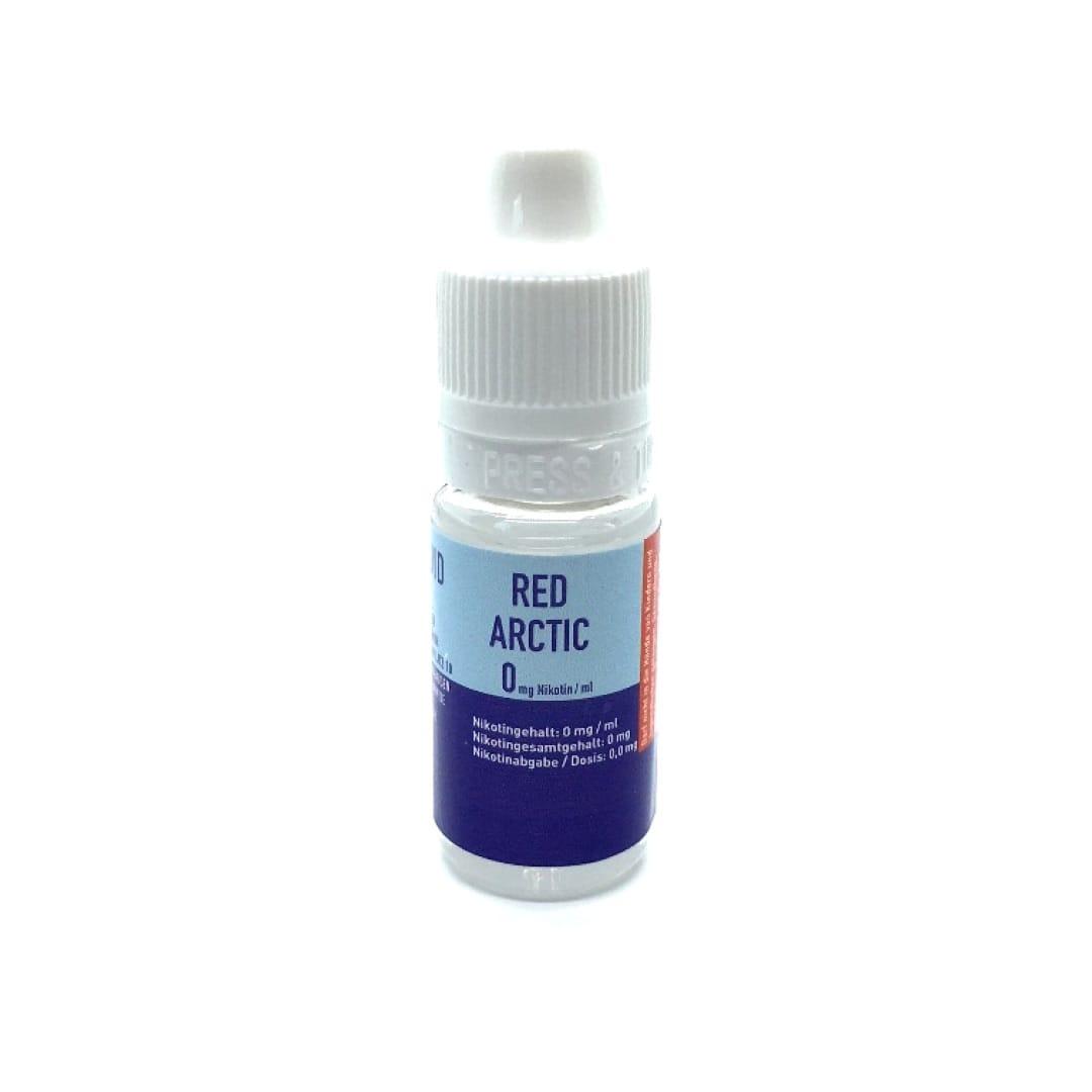 Liquid-NRW Erste Sahne Red Arctic Liquid 10 ml