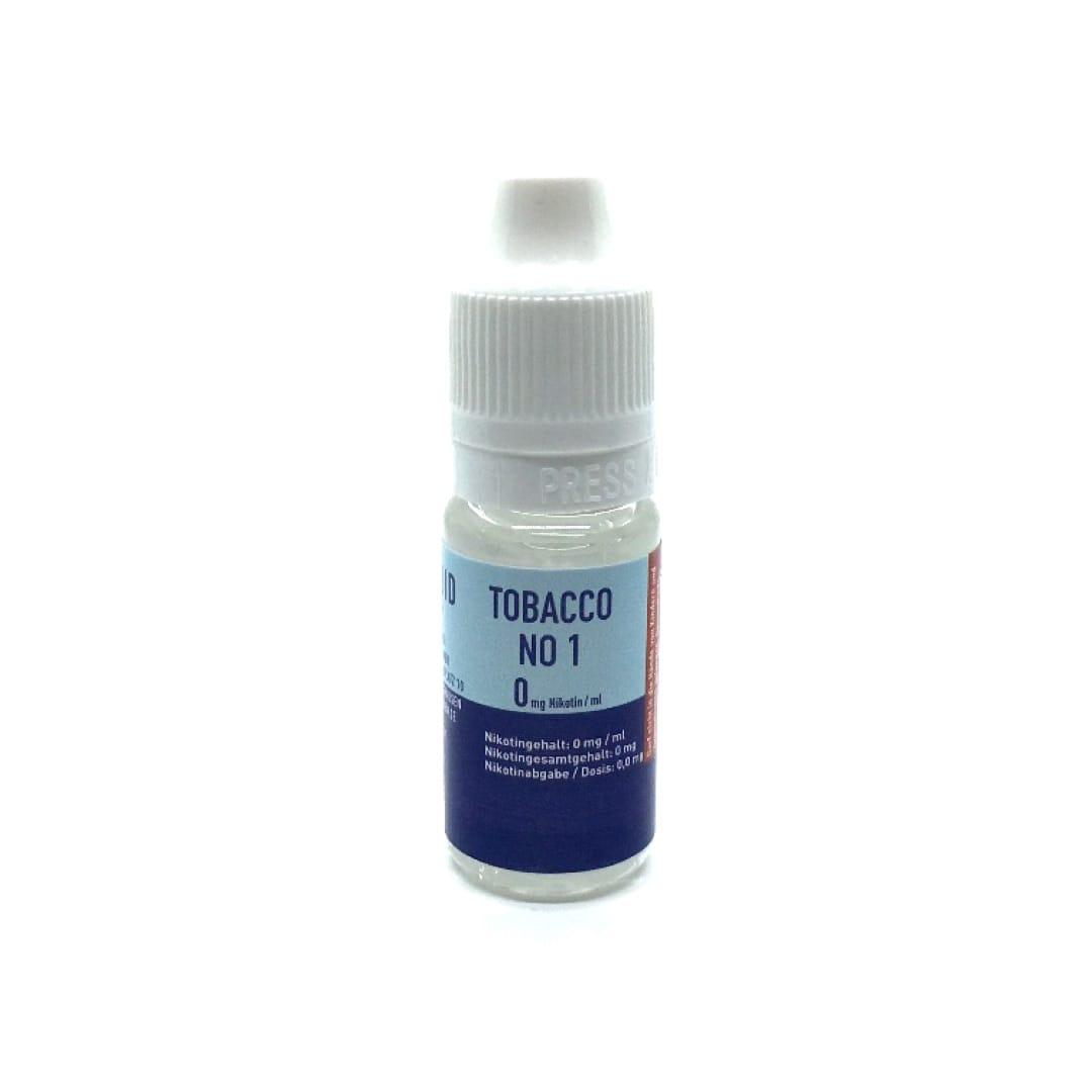 Liquid-NRW Erste Sahne Tobacco No. 1 Liquid 10 ml (Tabak Klassik)