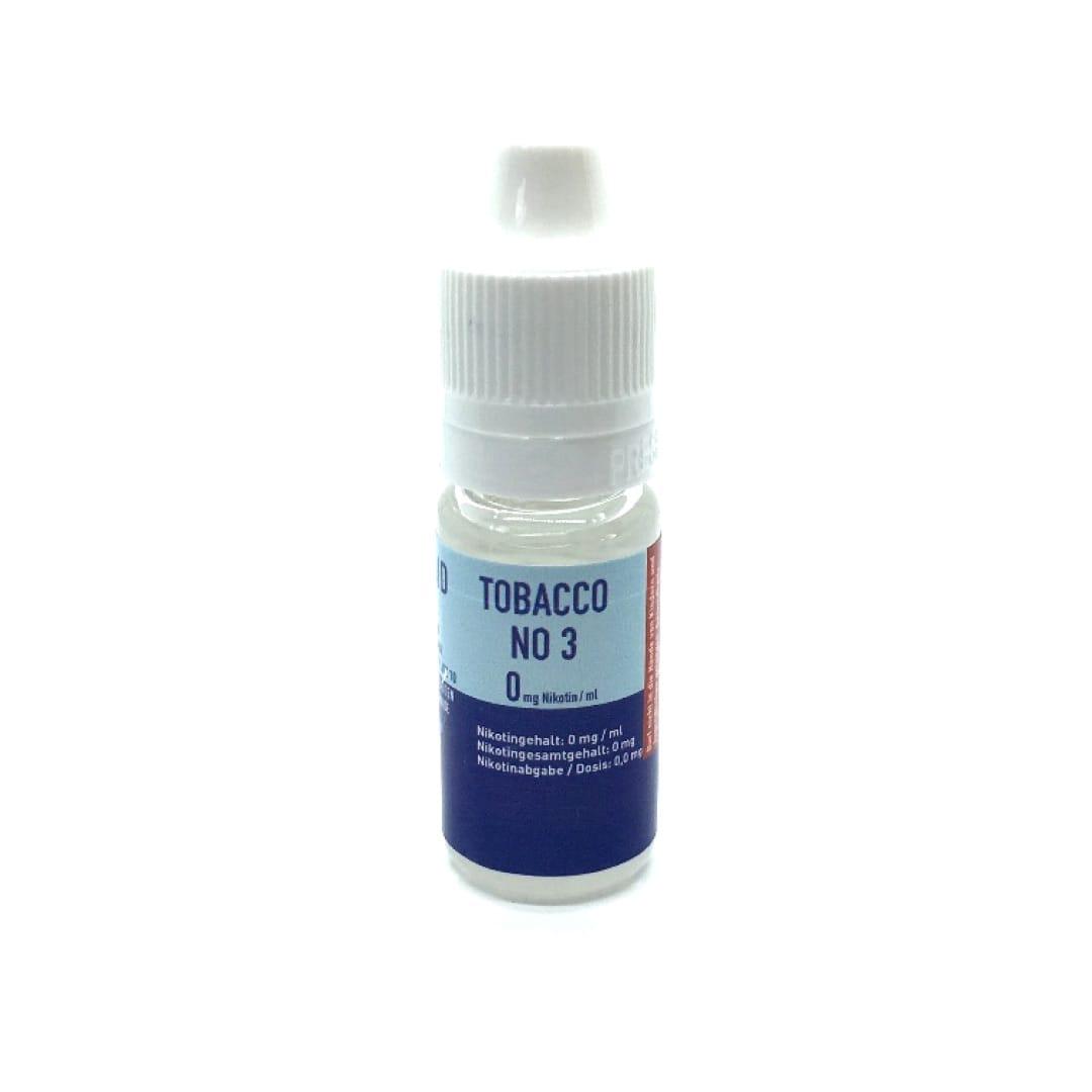 Liquid-NRW Erste Sahne Tobacco No. 3 Liquid 10 ml