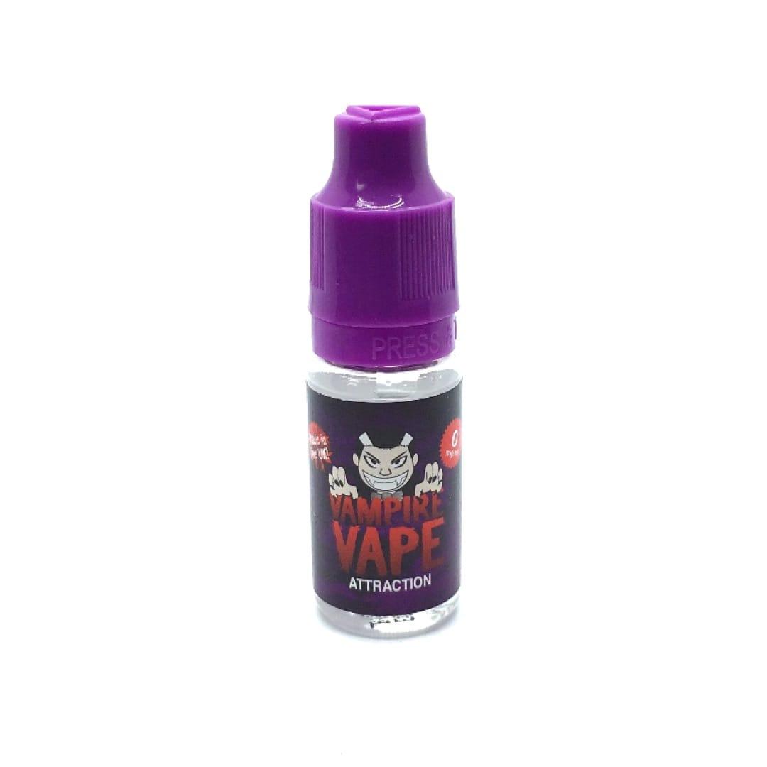 Vampire Vape Attraction Premium Liquid 10 ml