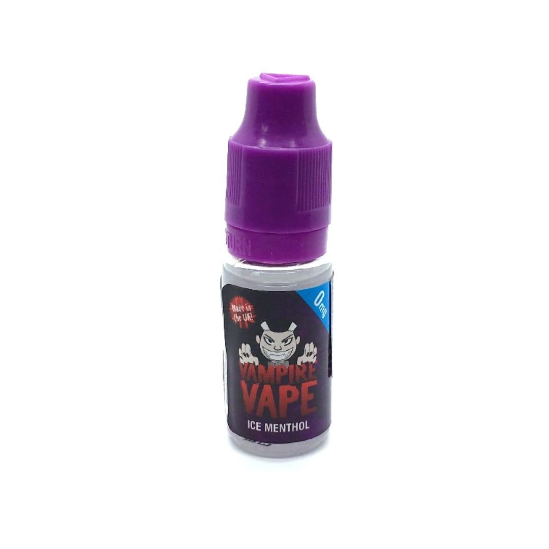 Vampire Vape Ice Menthol Premium Liquid 10 ml