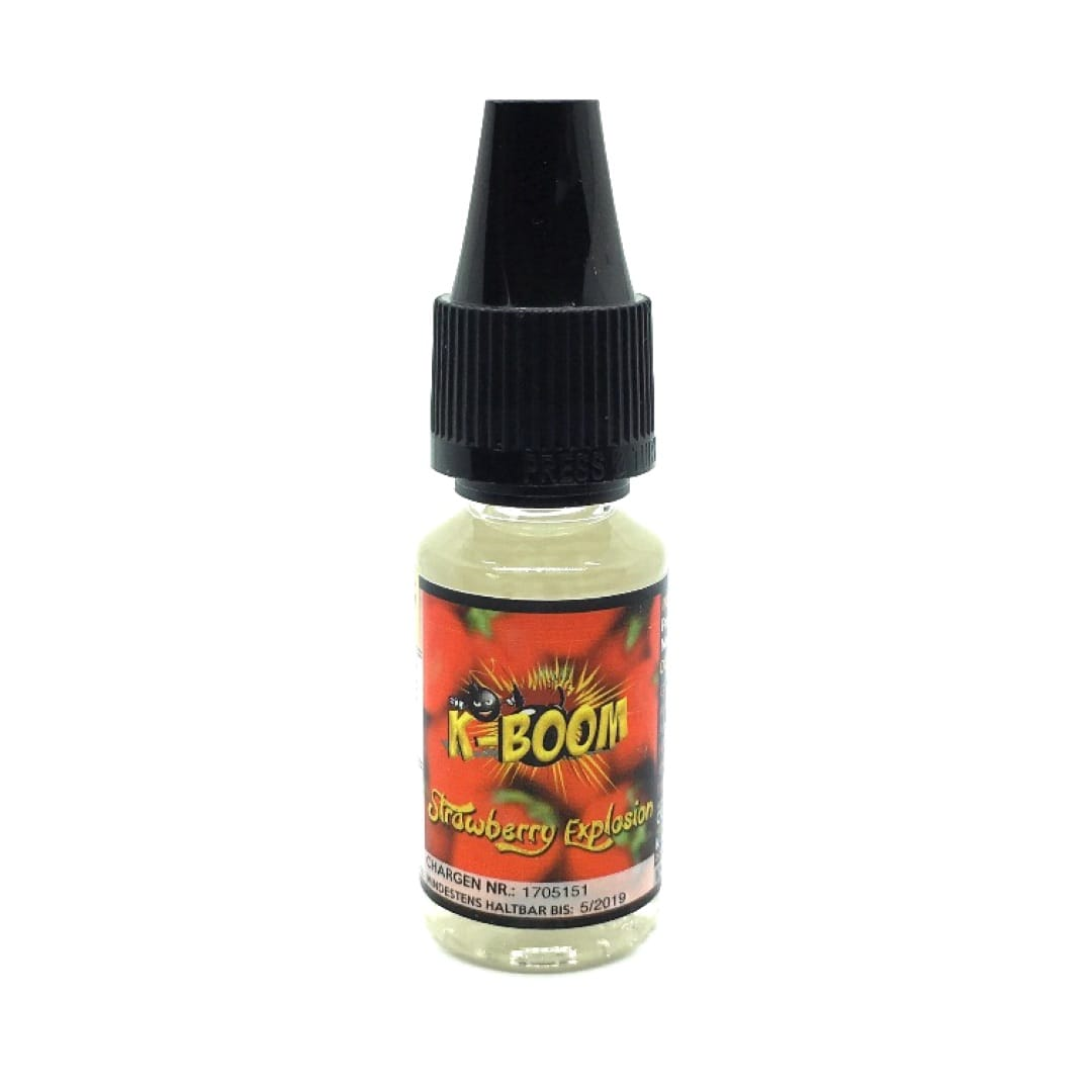 K-Boom Strawberry Explosion Premium Aroma 10 ml