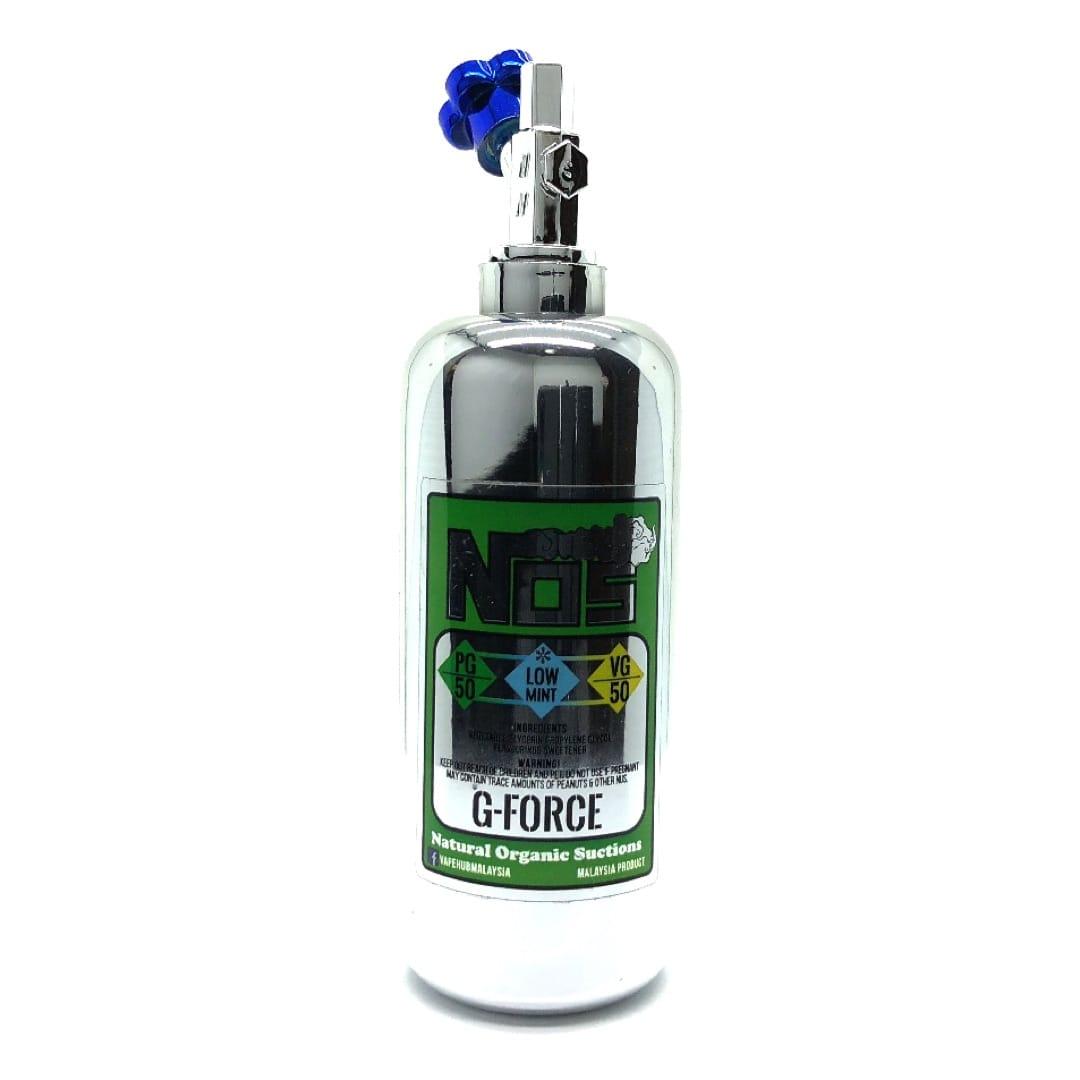NOS G-Force ShortFill Premium Liquid 50 ml