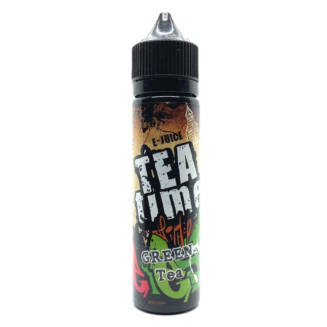VoVan Tea Time Green ShortFill Premium Liquid 50 ml