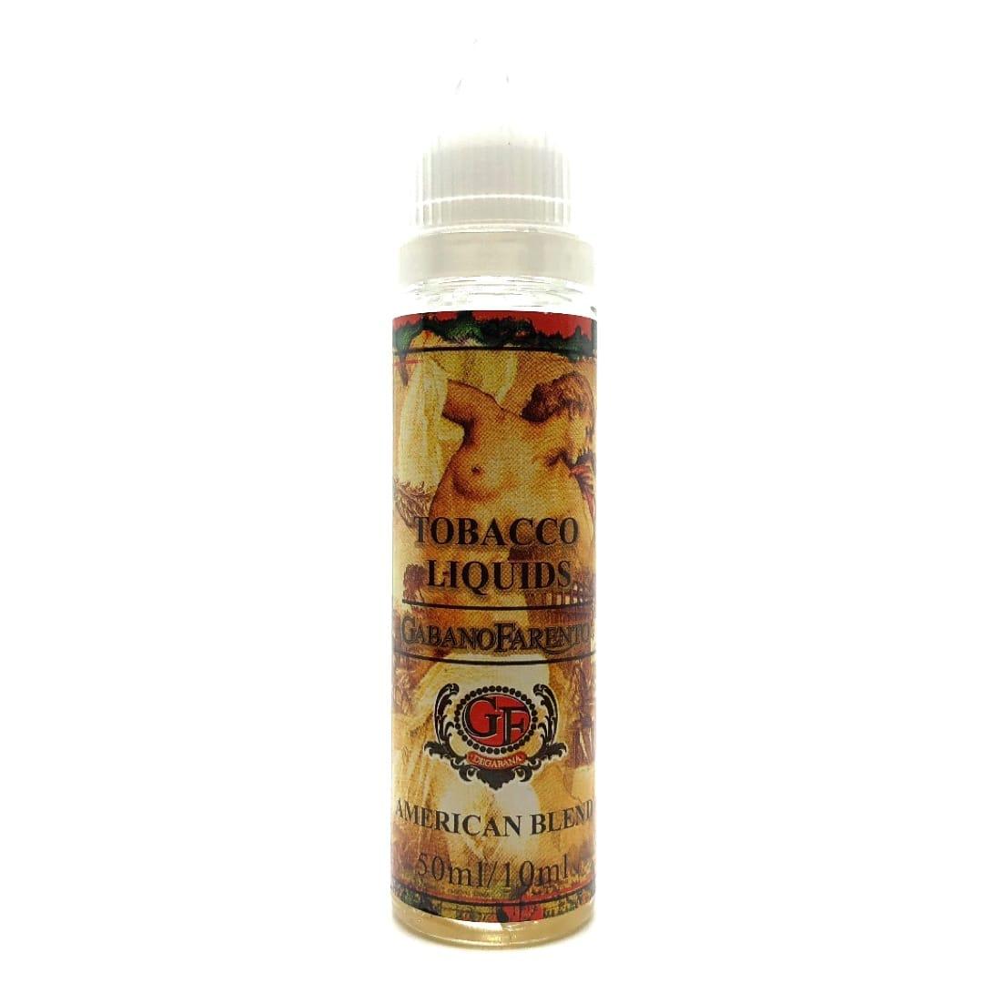 VoVan Gabano Farento American Blend ShortFill Premium Liquid 50 ml