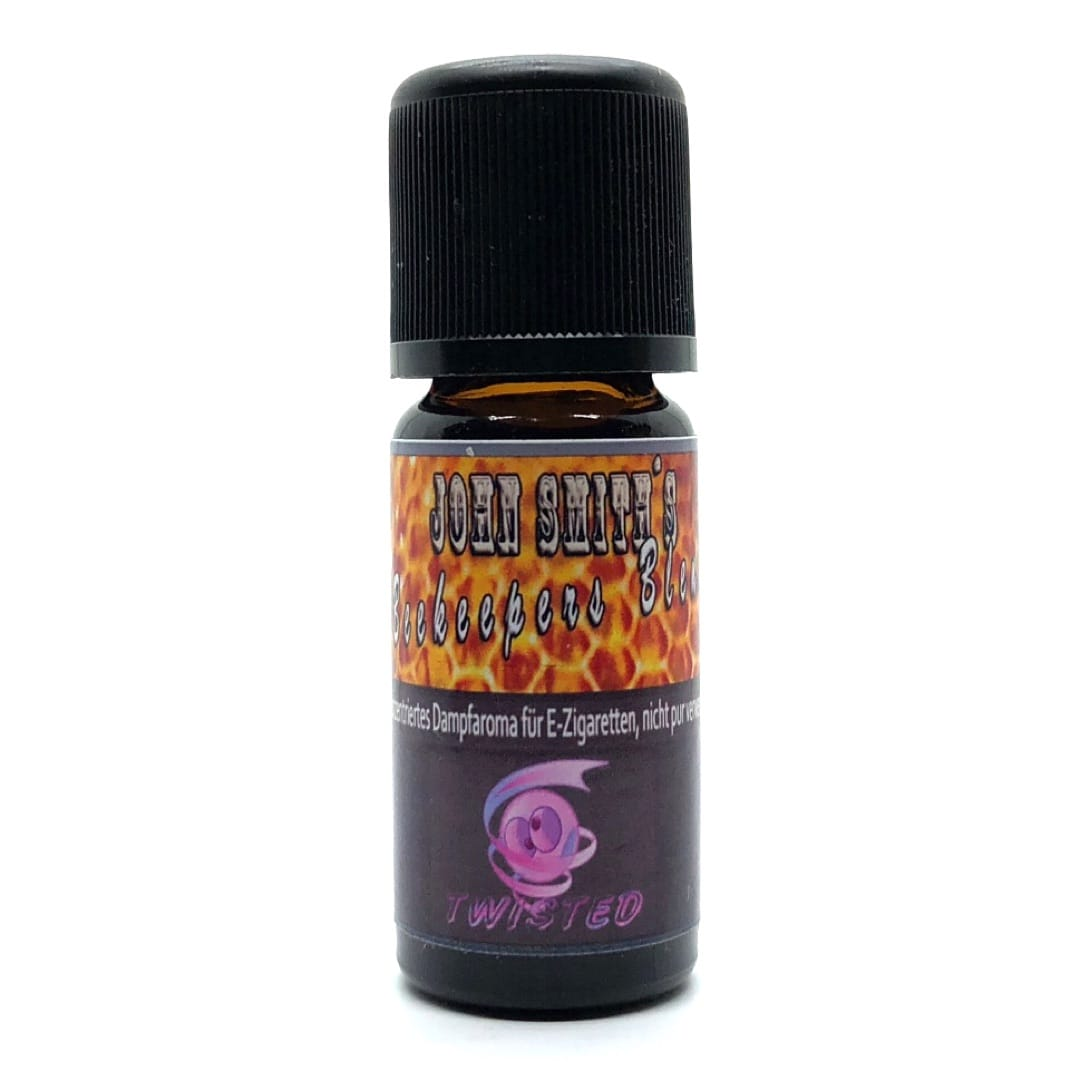 Twisted John Smith´s Blended Tobacco Beekeepers Blend Aroma 10 ml