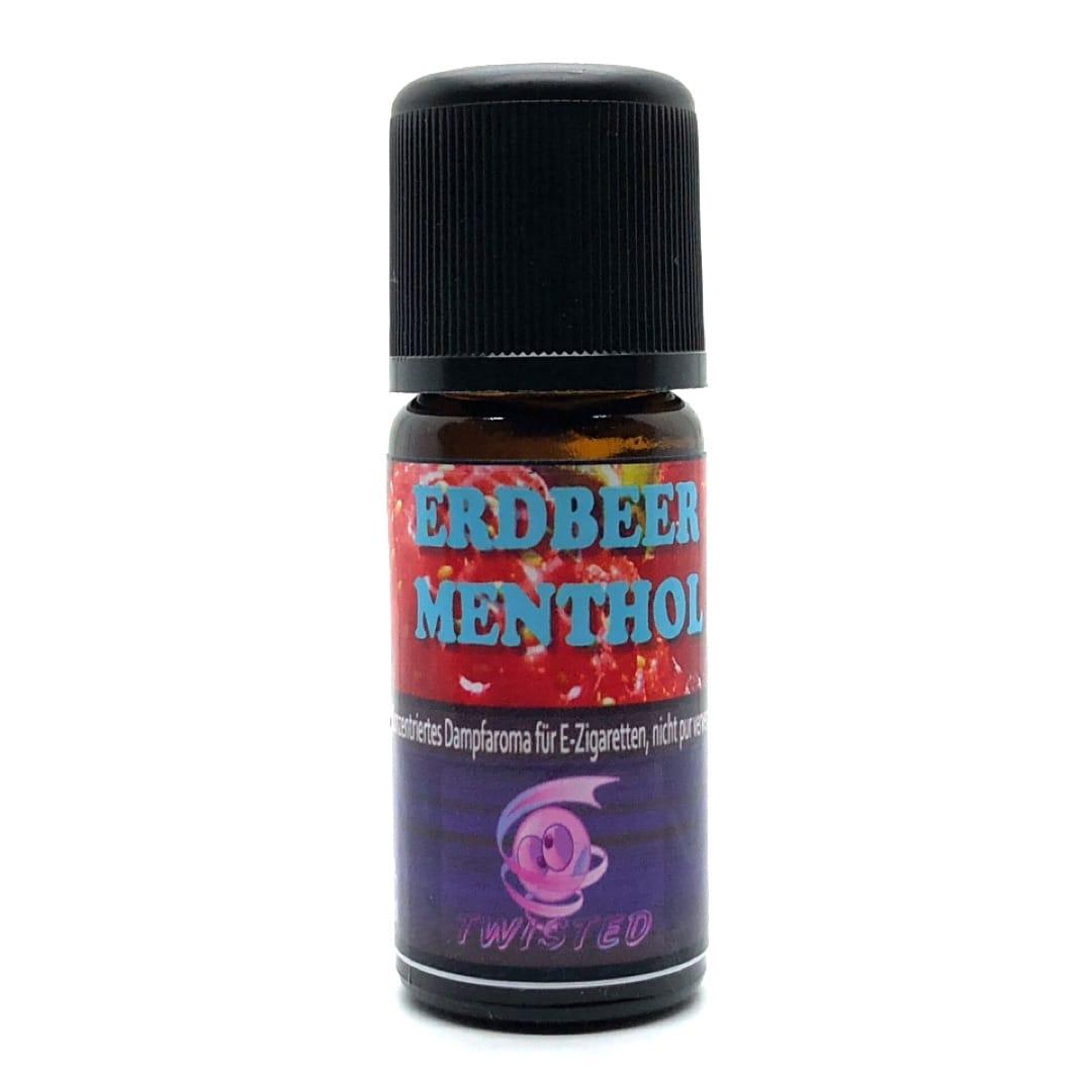 Twisted Erdbeer Menthol Aroma 10 ml