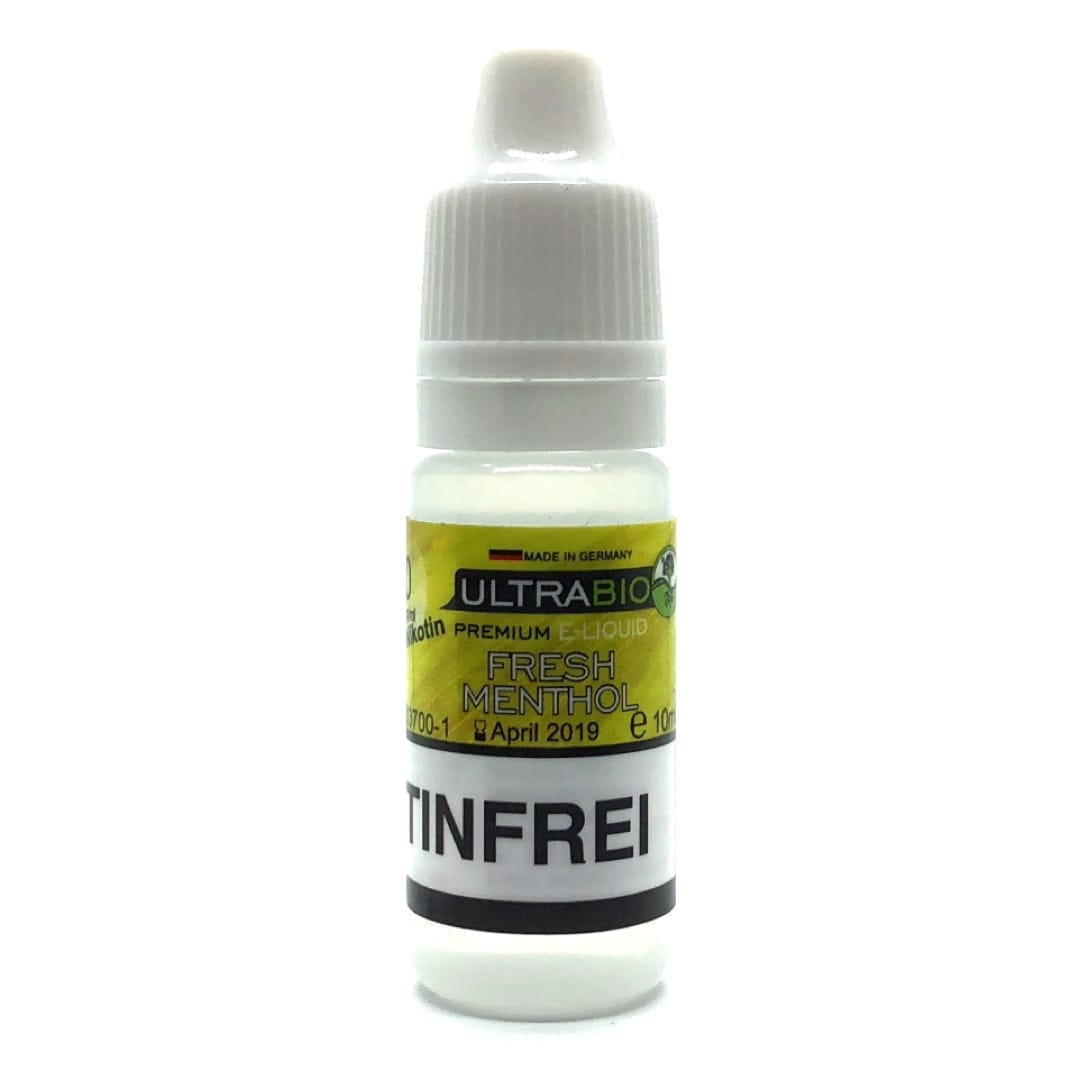 Ultrabio Fresh Menthol Liquid 10 ml