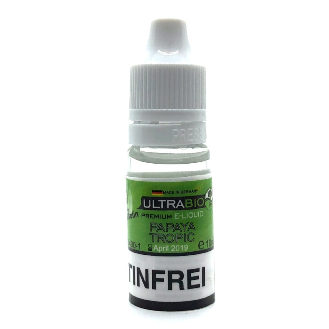 Ultrabio Papaya Tropic Liquid 10 ml