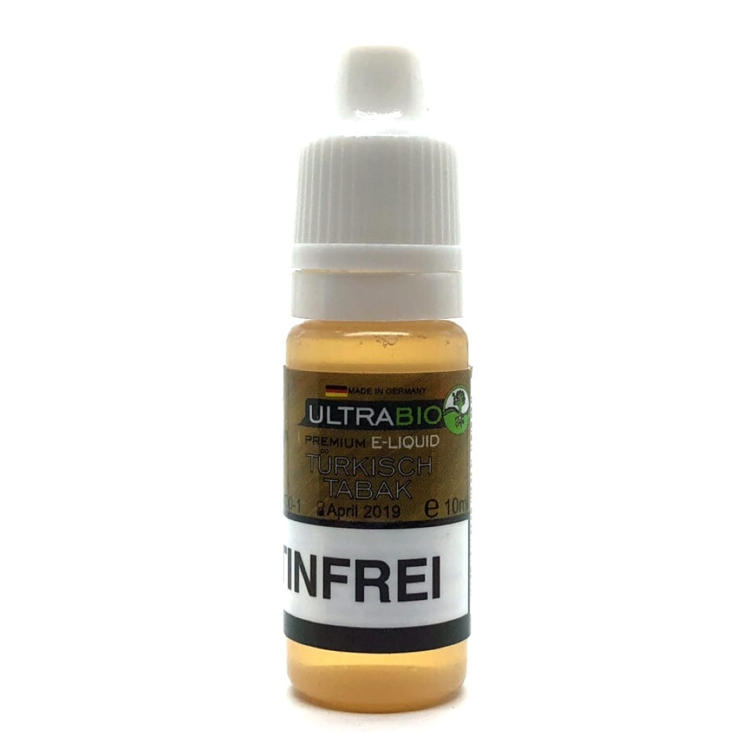 Ultrabio Türkisch Tabak Liquid 10 ml