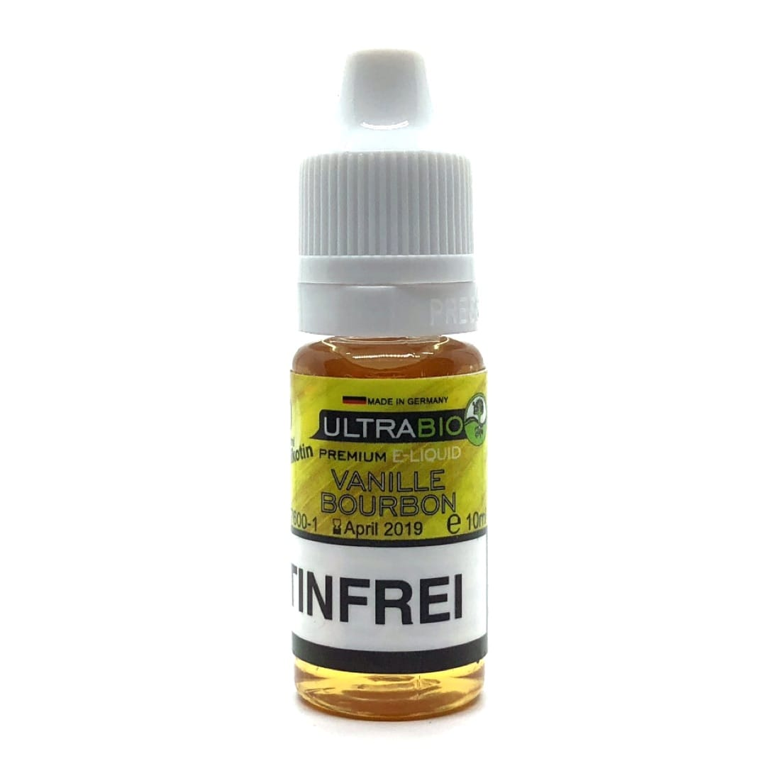 Ultrabio Vanille Bourbon Liquid 10 ml