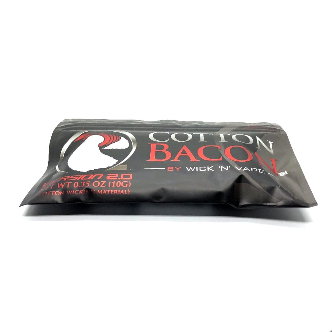 Wick N`Vape Cotton Bacon V2 Wickelwatte 10 Gramm