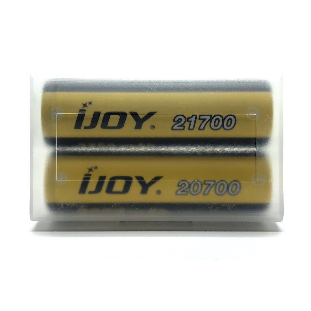 Aufbewahrungsbox für Akkus (2 x 20700 oder 2 x 21700)