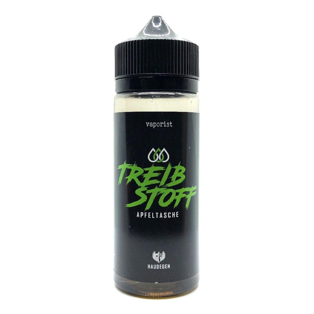 Vaporist Treibstoff Apfeltasche ShortFill Liquid by Haudegen 100 ml