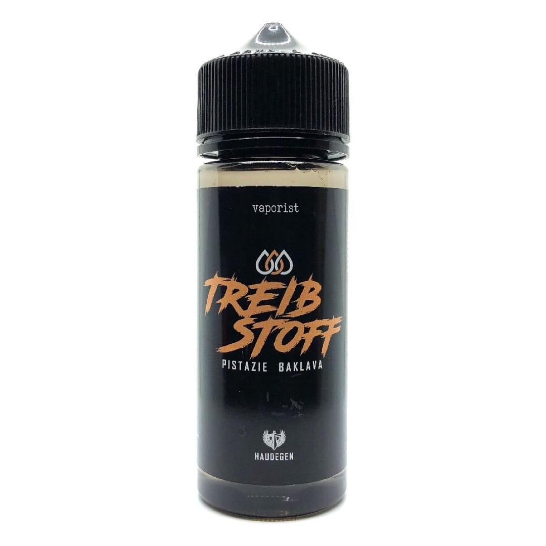 Vaporist Treibstoff Pistazie Baklava ShortFill Liquid by Haudegen 100 ml
