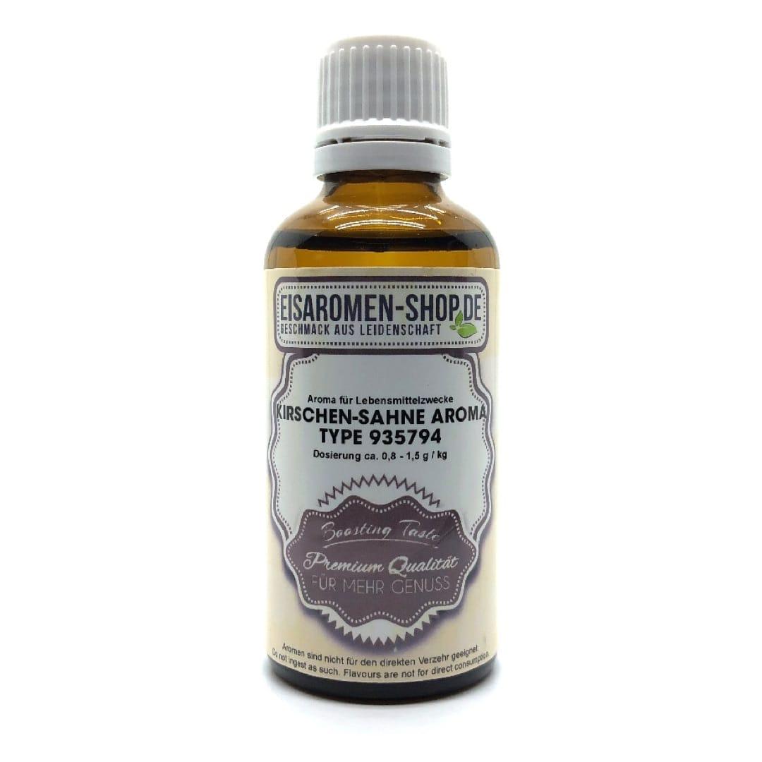 Eisaromen Kirsche Sahne Aroma (935794) 50 ml