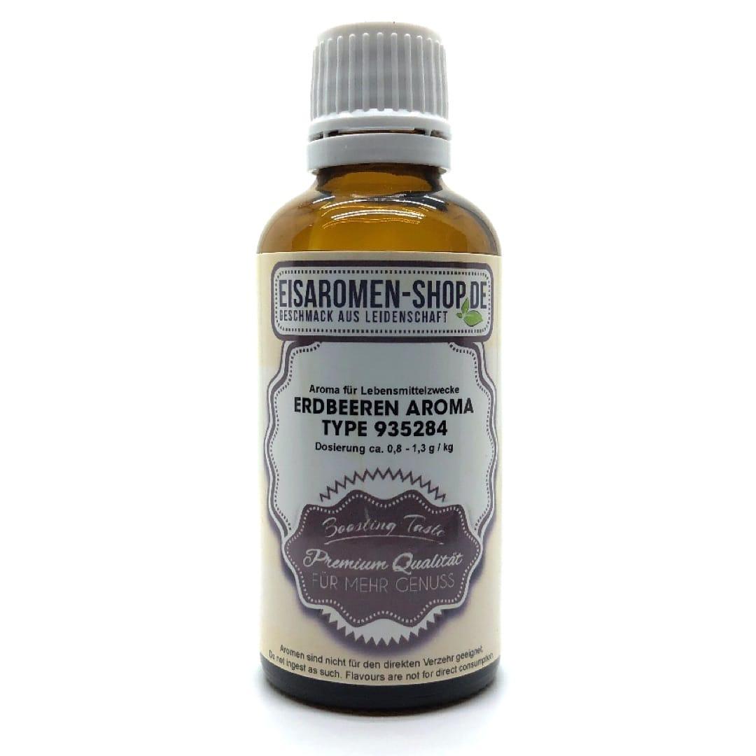 Eisaromen Erdbeeren Aroma (935284) 50 ml