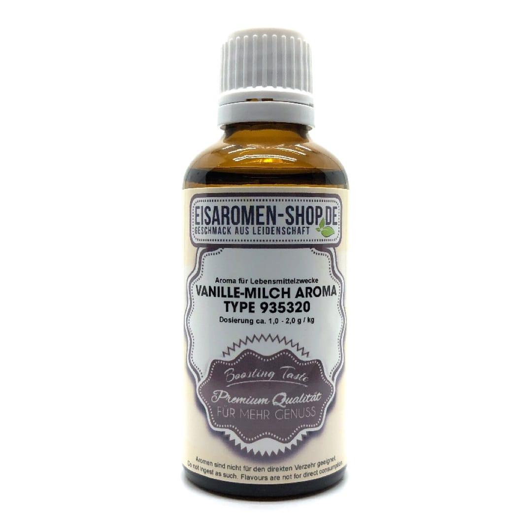 Eisaromen Vanille Milch Aroma (935320) 50 ml