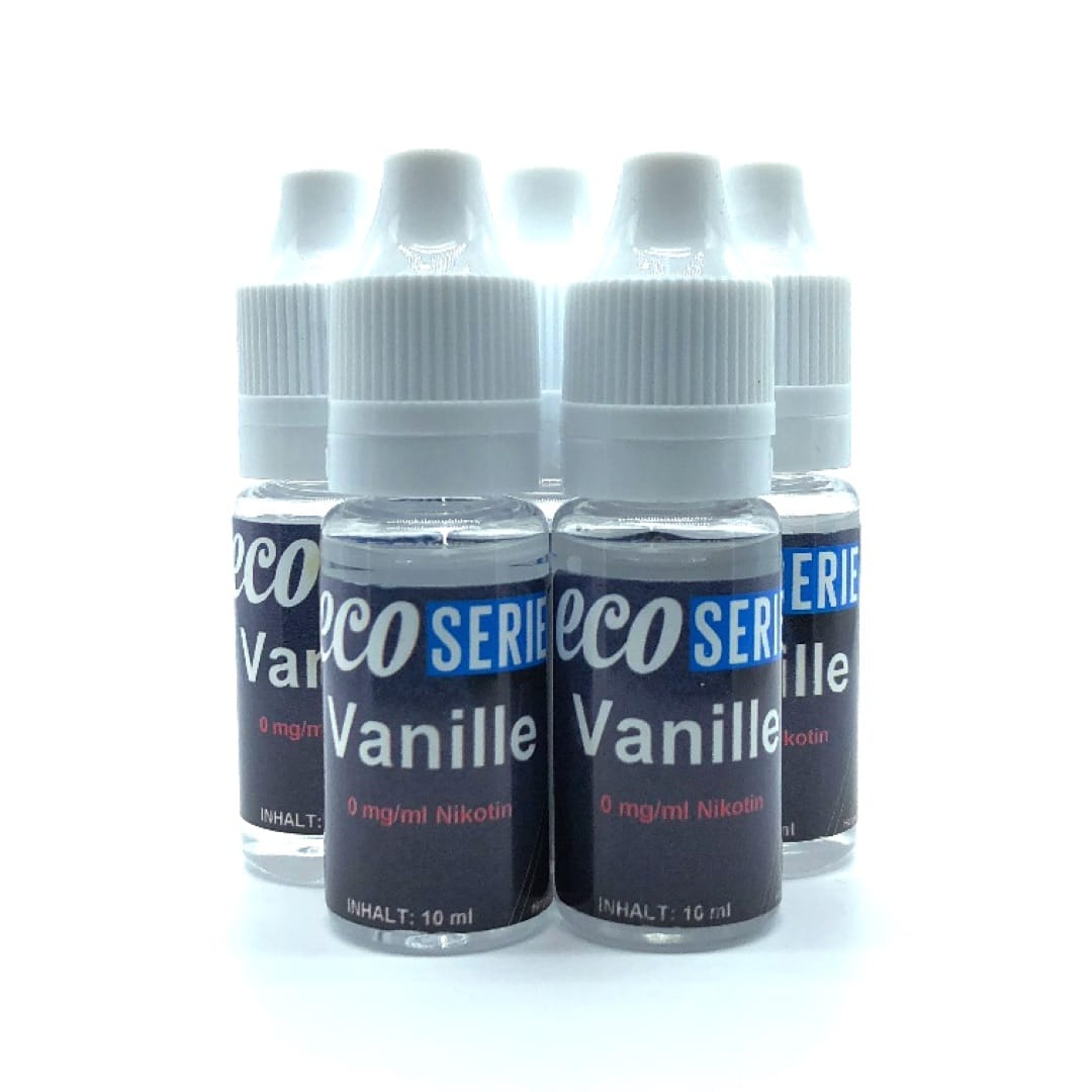 CdD ECO Liquid Vanille 5 x 10 ml Sparpack
