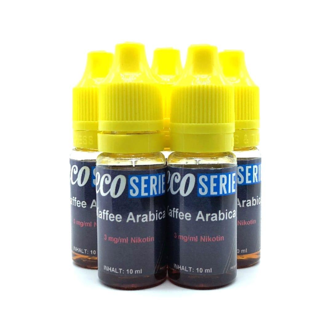 CdD ECO Liquid Kaffee Arabica 5 x 10 ml Sparpack
