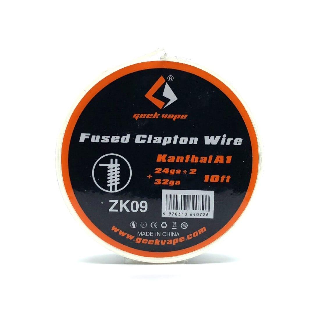 GeekVape Wickeldraht Kanthal A1 Fused Clapton 24GAx2/32GA 3 Meter