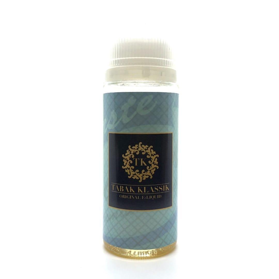 Erste Sahne Tabak Klassik Retro Shortfill Liquid 100 ml für 120 ml