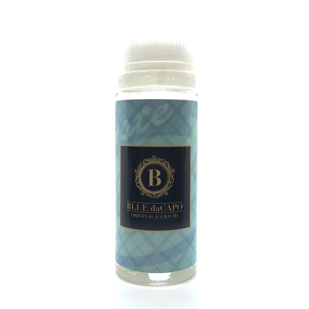Erste Sahne Blue daCapo Retro Shortfill Liquid 100 ml