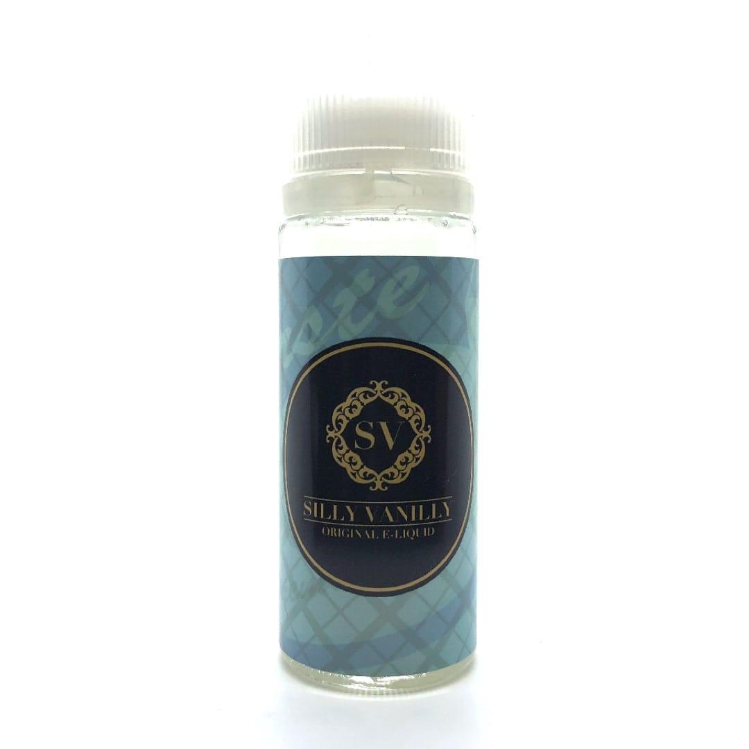 Erste Sahne Silly Vanilly Retro Shortfill Liquid 100 ml für 120 ml