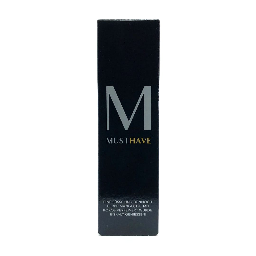 Must Have »M« Longfill Liquid 10 ml für 120 ml