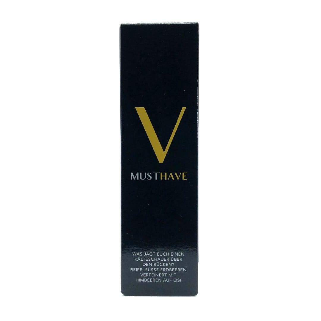 Must Have »V« Aroma 10 ml mit 120 ml Leerflasche