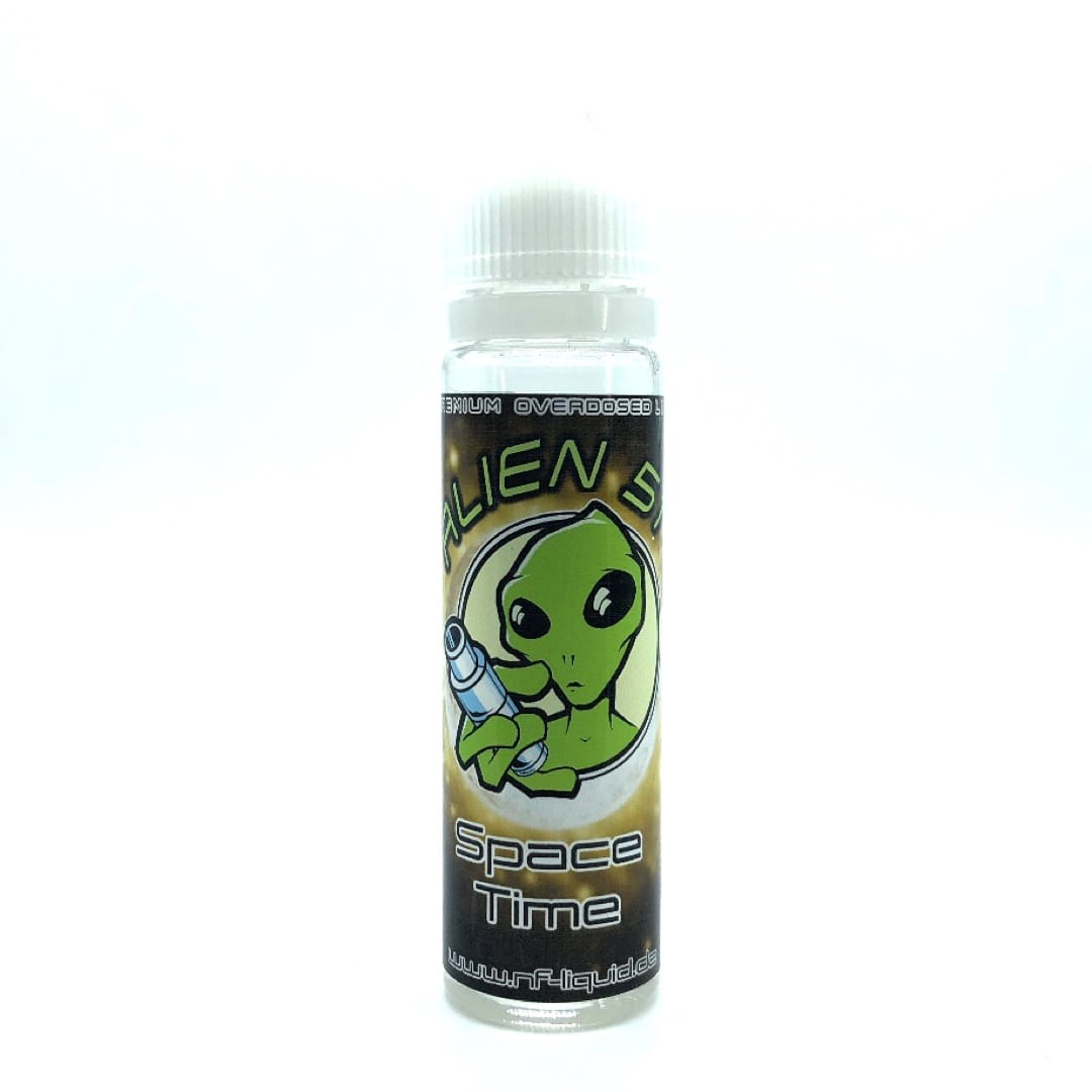 Nebel-Factory Alien 51 Space Time Shortfill Liquid 40 ml für 60 ml