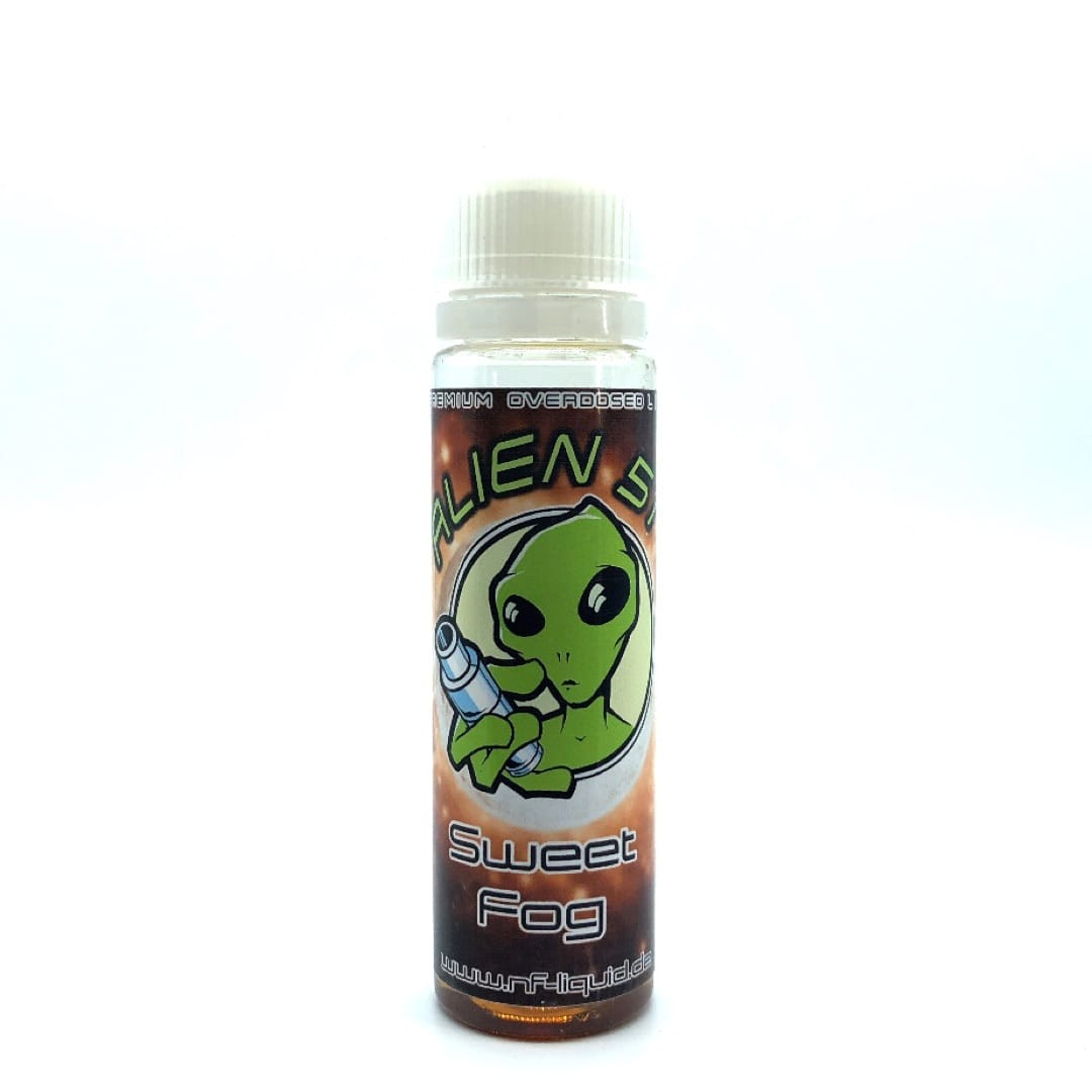 Nebel-Factory Alien 51 Sweet Fog Shortfill Liquid 40 ml für 60 ml