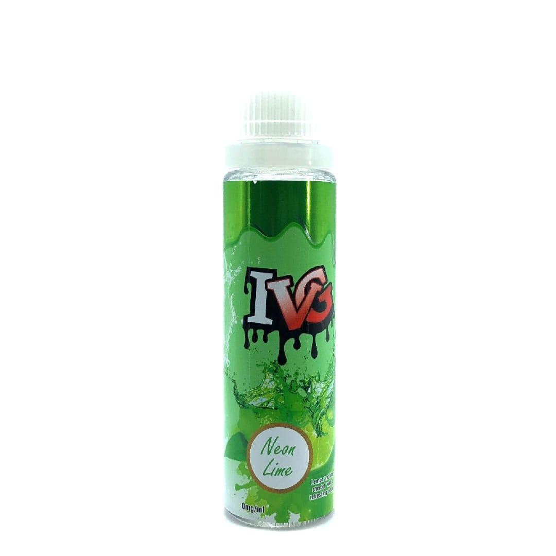 I VG Neon Lime Shake and Vape Liquid 50 ml