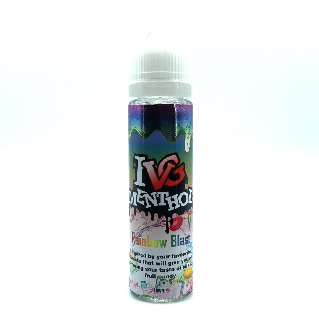 I VG Menthol Rainbow Blast Shake and Vape Liquid 50 ml