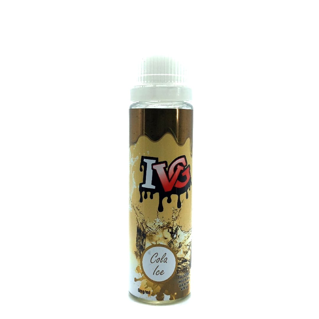 I VG Cola Ice Shake and Vape Liquid 50 ml