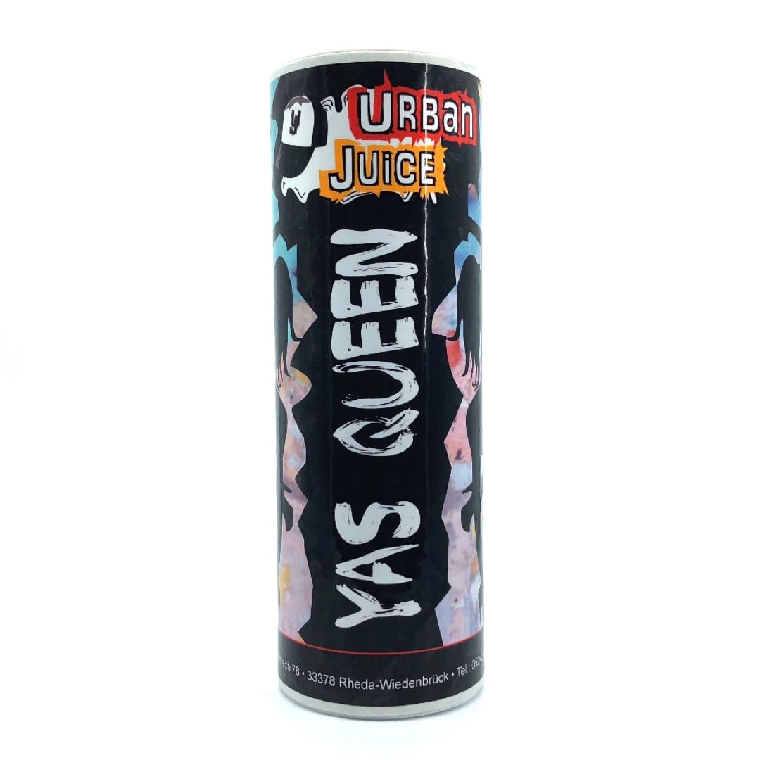 Urban Juice Shake and Vape Liquid Yas Queen 100 ml