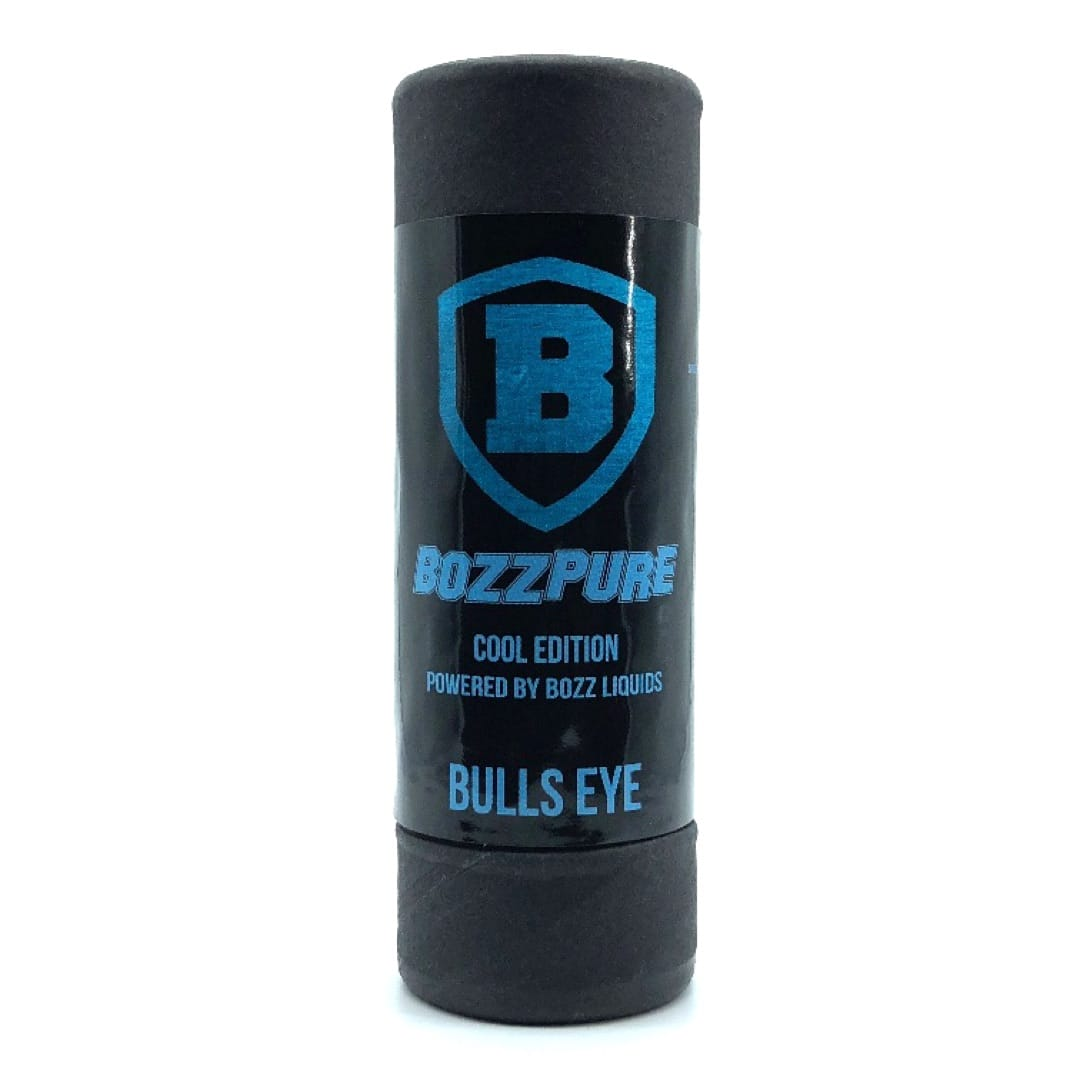 BOZZ Pure Cool Edition Bulls Eye Premium Aroma 10 ml