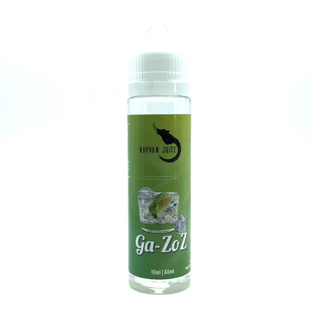 Hayvan Juice Ga-Zoz Aroma 10 ml in 60 ml Mischflasche